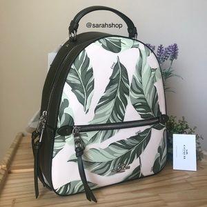 ✅Coach backpack